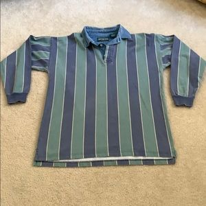 Men's Faded Look America Eagle Outfitters Shirt L